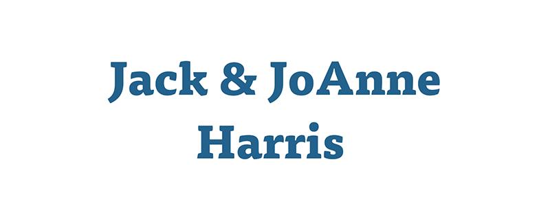 Jack & JoAnne Harris-300px